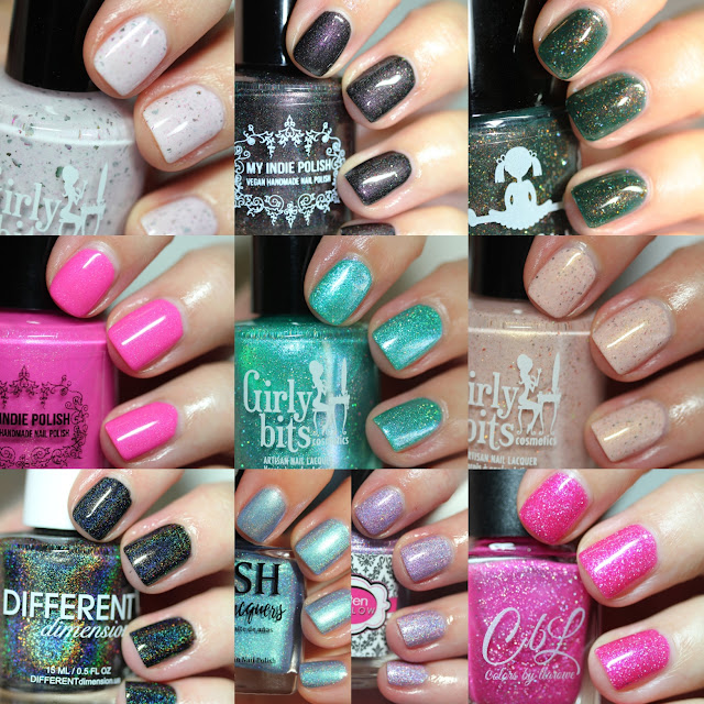 Top 10 Nail Polishes of 2017