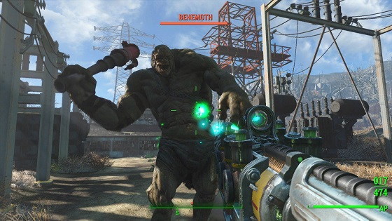 Download Games Fallout 4 [CODEX]