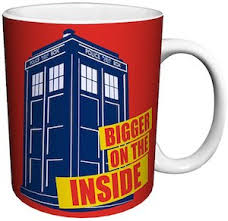 Doctor Who Coffee Mugs