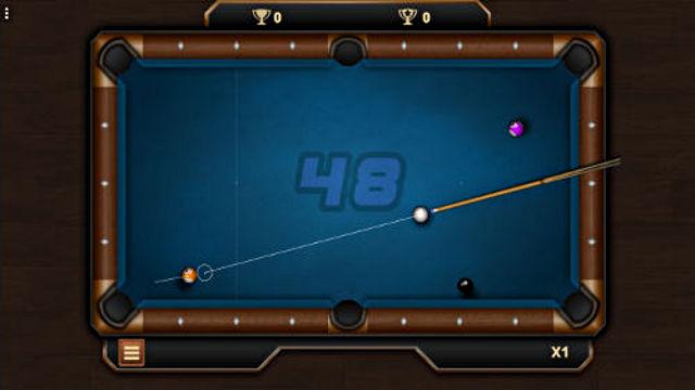 Billiard Blitz Challenge - Image du Jeu