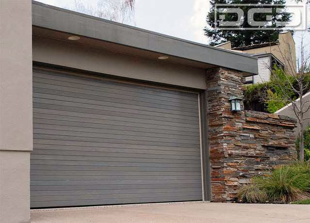The Garage Doors For Increasing The Safety Level Ayanahouse