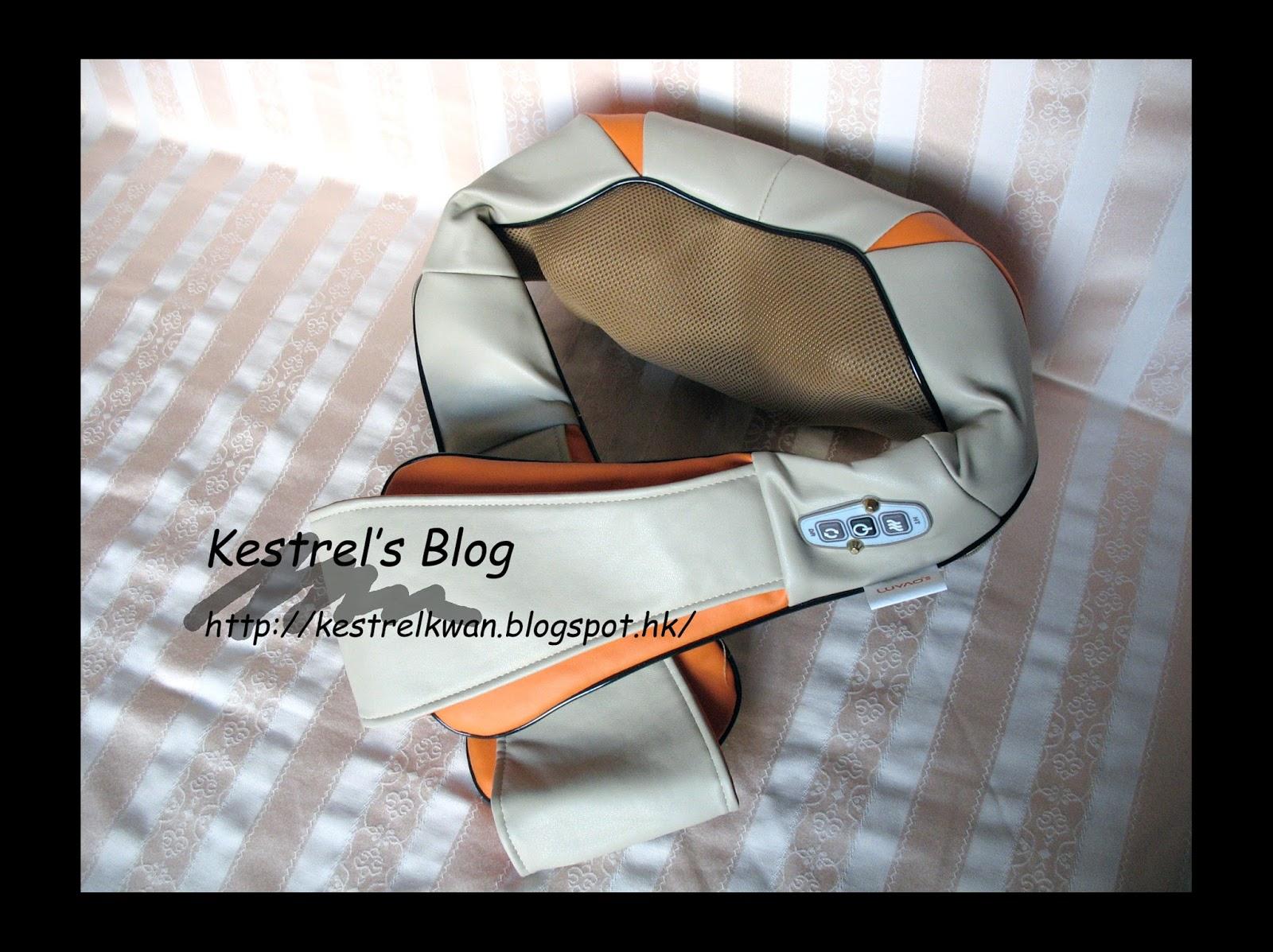 Kestrel's Blog: 肩頸按摩器