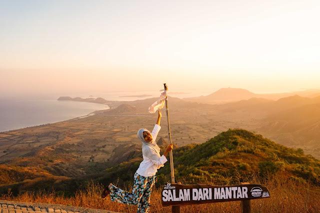 Jelajah Sumbawa Salam dari Bukit Mantar - jurnaland.com
