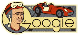 Hari Lahir Juan Manuel Fangio ke-105