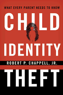 Child Identity Theft book cover