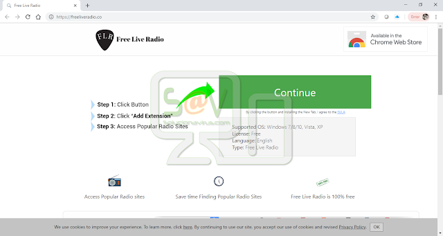 Free Live Radio (Freeliveradio.co)