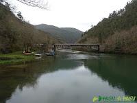 Puente de Castillón y Río Navia, Boal