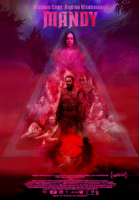 Mandy 2018 movie poster
