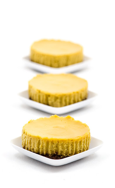 Raw apricot cakes in line