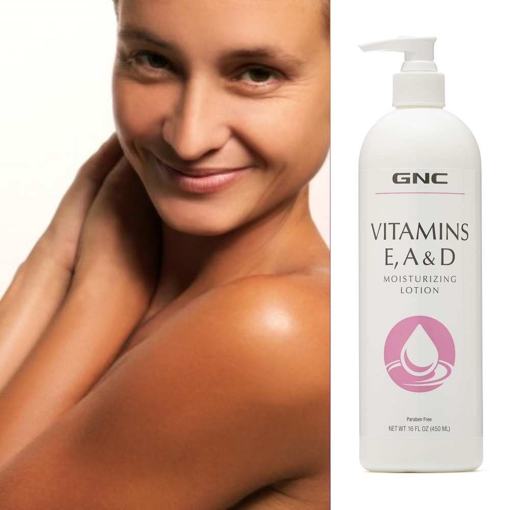 VITAMIN E, A & D BODY LOTION