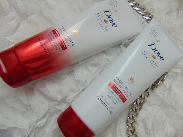 Dove ADVANCED HAIR SERIES - Regenerująca seria do włosów - Szampon, odżywka i serum