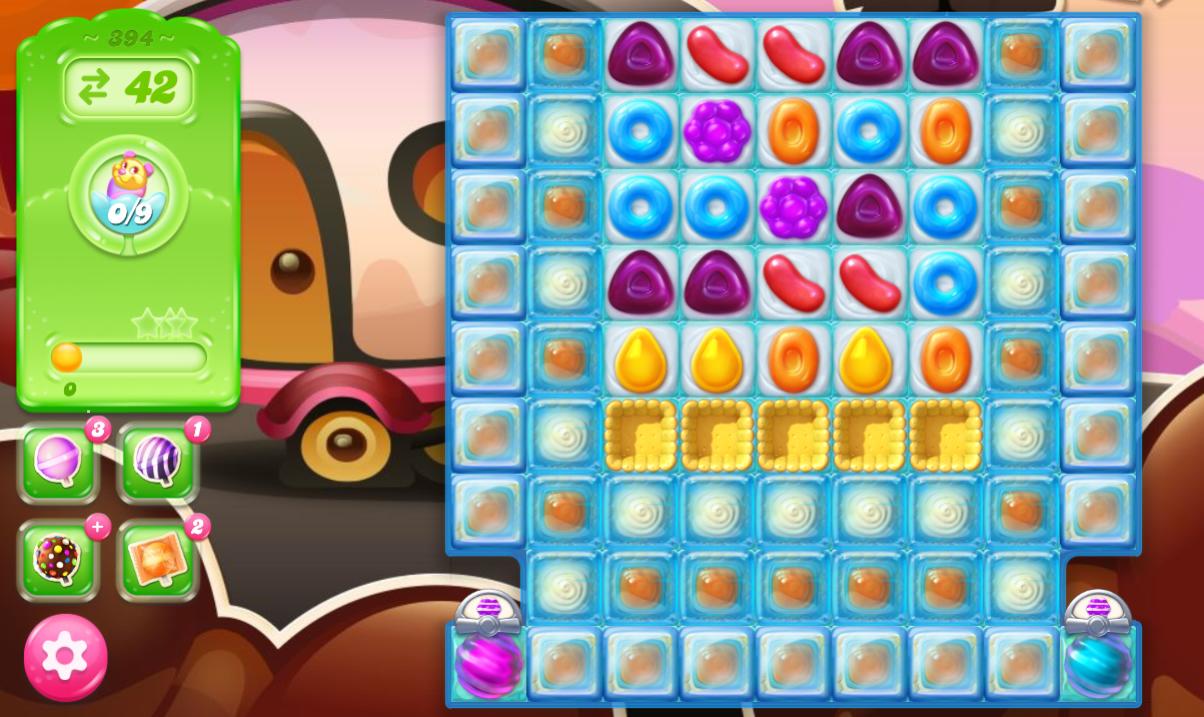 Candy Crush Jelly Saga 394