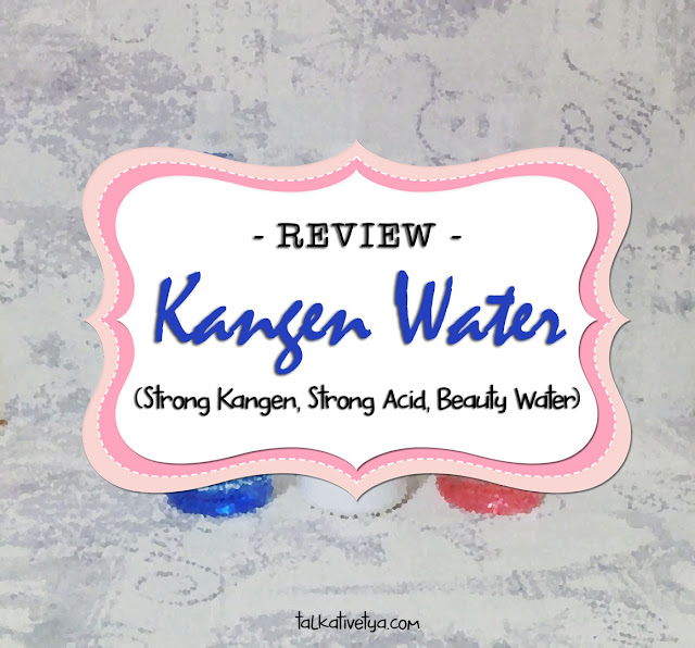 Review Kangen Water