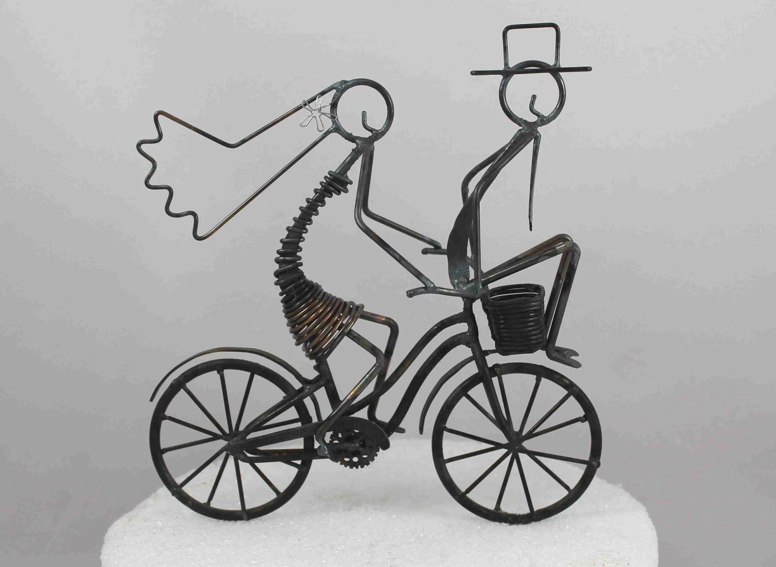 Daryl S Rock And Wire Works Spring Bike Weddings And Bike