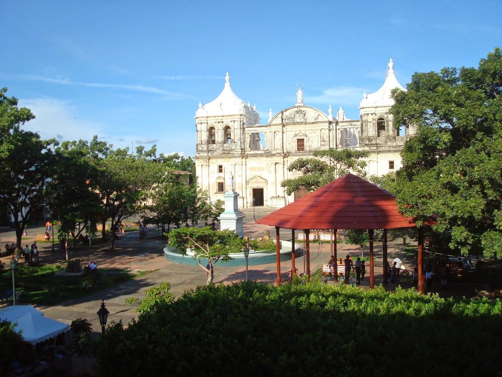 Vistas des del Museo a la Catedral de León
