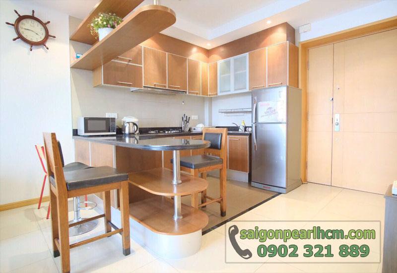 Cho thuê căn hộ Saigon Pearl 86m2 - khu bếp