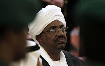 See Hard Currencies Found In Sacked President Al-Bashir's Mansion
