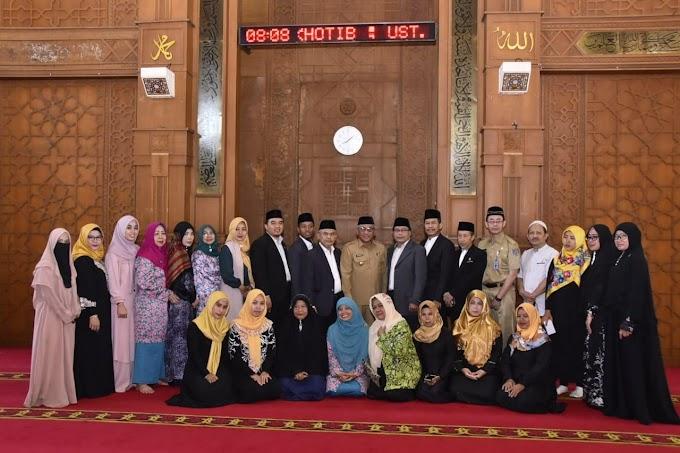 DMI Depok Diharapkan Jadi Organisasi Pengayom Masjid