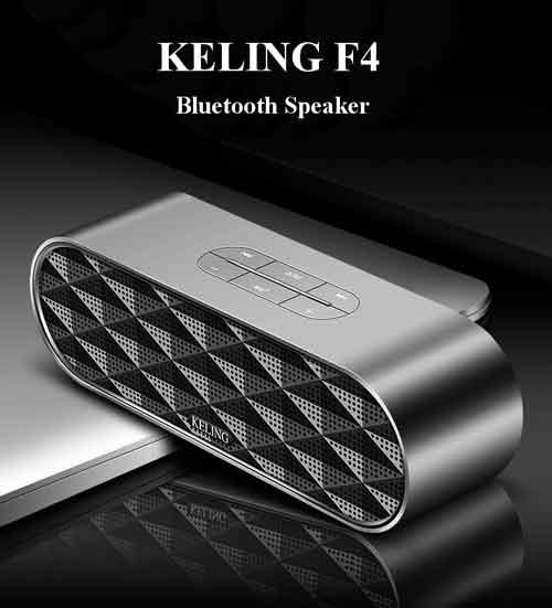 210k - Loa bluetooth Keling F4 giá sỉ và lẻ rẻ nhất