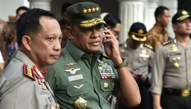 Panglima TNI: Waspadai Demo Bertujuan Gulingkan Presiden