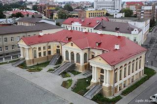 Pińsk - pałac Butrymowiczów