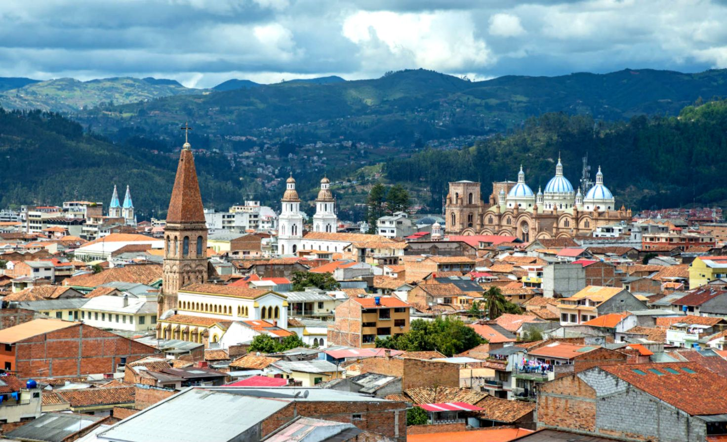Wallpaper HD for Android: Ecuador Tourism