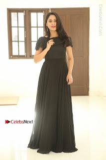 Actress Miya George Latest Po Gallery in Black Gown  0288.JPG