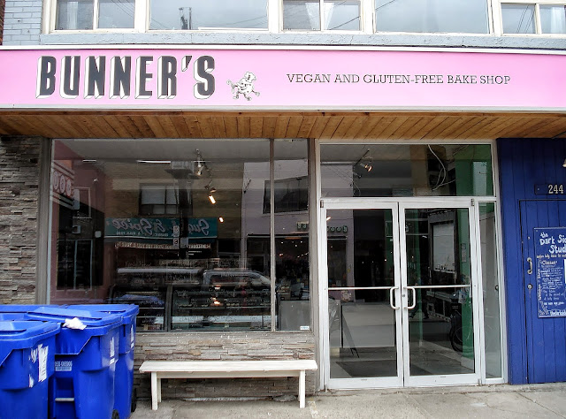Bunner's Bakery in Kensington Toronto
