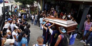 personas asesinadas en Venezuela, Nigeria, Ghana, Angola