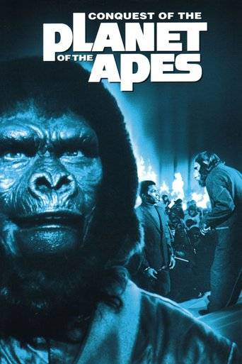 Conquest of the Planet of the Apes (1972) ταινιες online seires oipeirates greek subs
