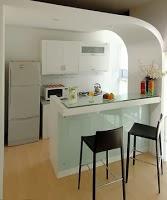 Desain Dapur Kering di Ruang Keluarga plus contoh desain
