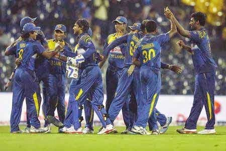Sri Lanka beat England in the first ODI