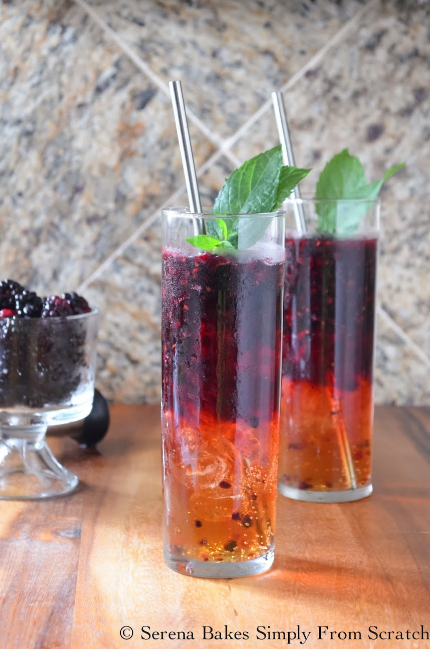 blackberry moscow mules serena bakes simply from scratch. Black Bedroom Furniture Sets. Home Design Ideas