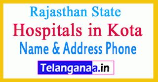 Hospitals in Kota Rajasthan