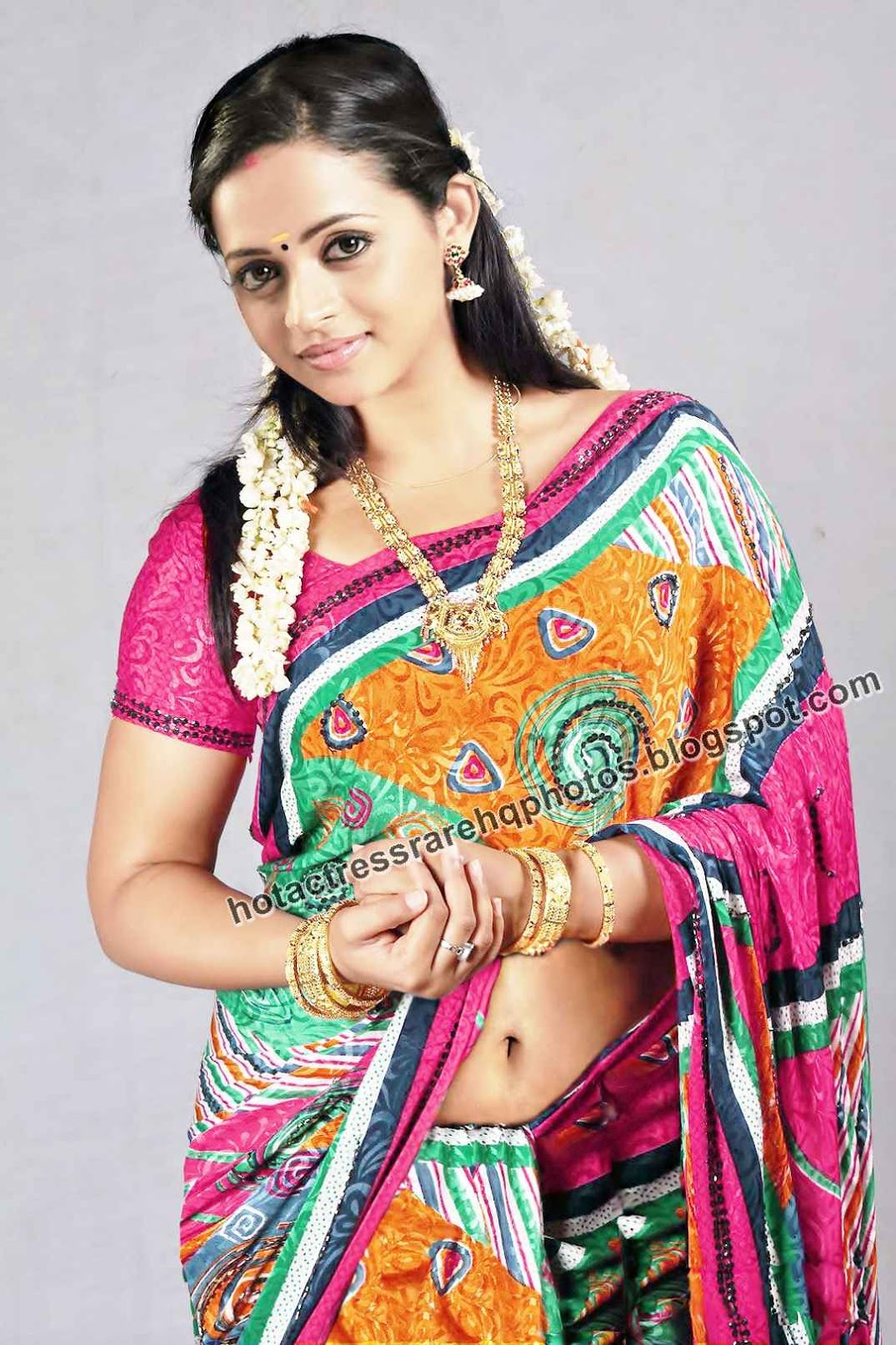 Malayalam Actress Fake Navel
