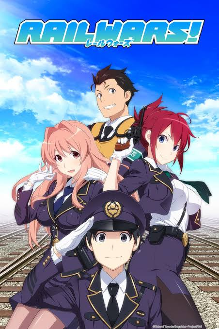 Rail Wars (1-12) Sub Indo Batch Download