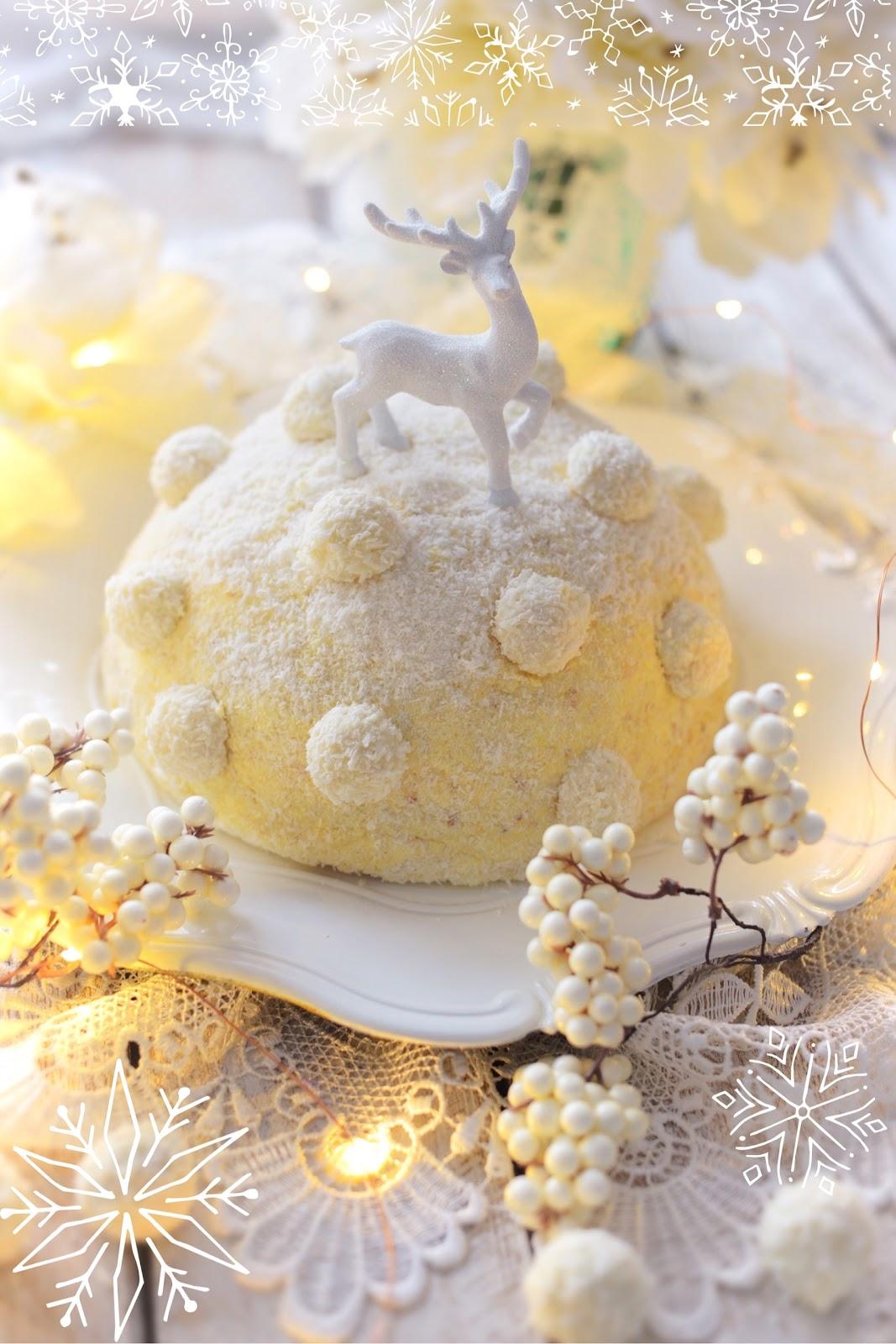 Kessy S Pink Sugar Raffaello Torte Zum Ersten Advent