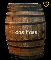 Niemiecki w opiece - Verpackungen/ Opakowania - das Fass
