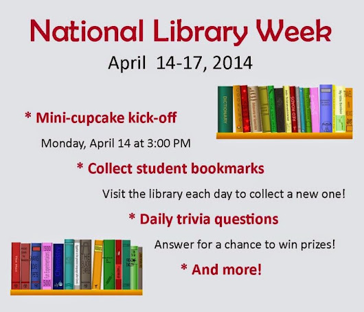 Kinlaw Library NEWS