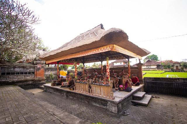 Tempio Desa Batuan-Bali