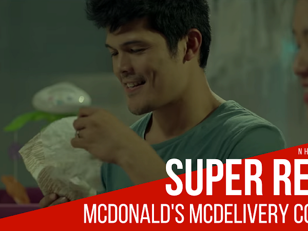 Super Relate! Mcdonald's McDelivery Commercial