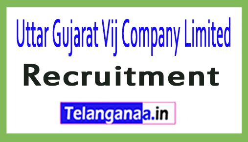 Uttar Gujarat Vij Company Limited UGVCL Recruitment