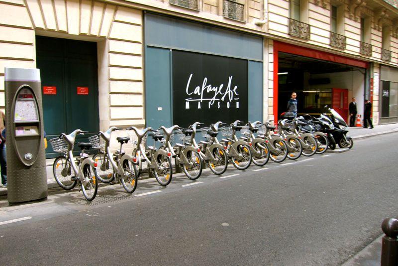 Shazwani Hamid's Blog: The Milan and Paris Trip