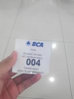 Nomor Antrian BCA 004