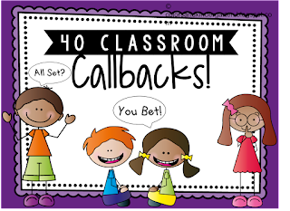 https://www.teacherspayteachers.com/Product/40-Classroom-Callbacks-4008902