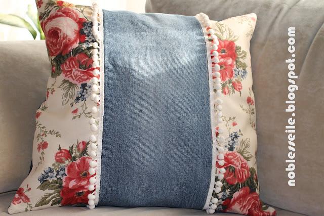 kumaş yastık