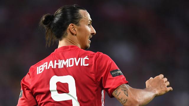 Ibrahimovic Dipastikan Akan Tinggalkan Manchester United