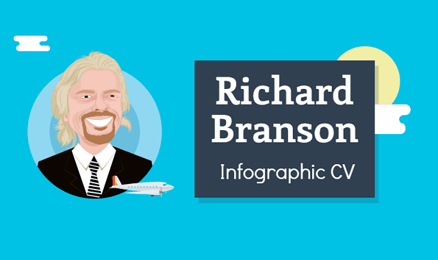 Richard Branson's Resume