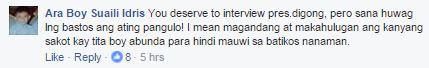 Boy Abunda Has A Special Request for Duterte! READ HERE!