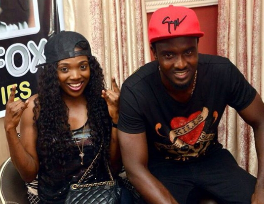 annie idibia elder brother